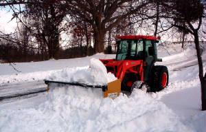 Snow Hawg Snow Pushers